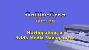 tutorials, avid, media, management, gaijin, eyes, douglas